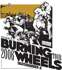 Burning Wheels