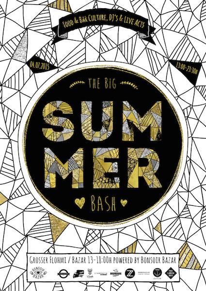 Flyer Summerbash 2015